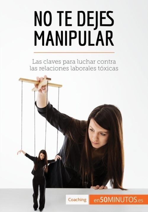 No te dejes manipular